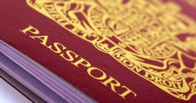 Holidays in Europe 2021 – Check your passport has at least 6 months left before expiry