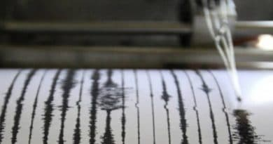 5.4 magnitude earthquake off Zakynthos at 2AM this morning felt in Kefalonia