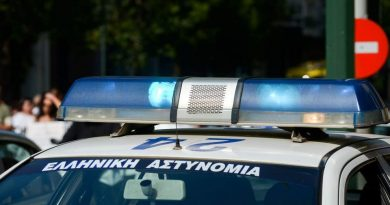 31-03-2020: Systematic checks for unnecessary travel to the Ionian Islands 46 fines in Kefalonia and 846 overall