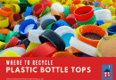 Collect your plastic bottle tops for FLIK