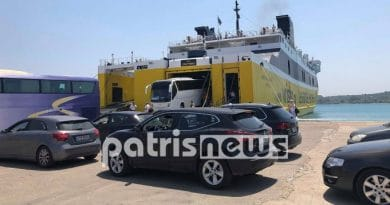 """Kyllini """"overwhelmed"""" – The excursionists taking boats to Kefalonia and Zakynthos"""