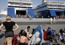 Strike on ships – When ships are bound to ports