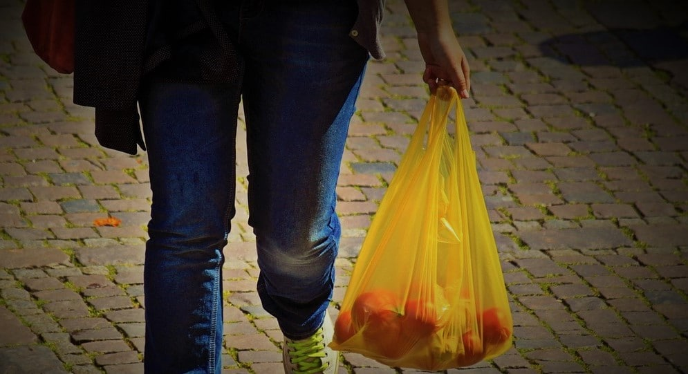 54% Reduction in number of plastic Bags used in Greece since