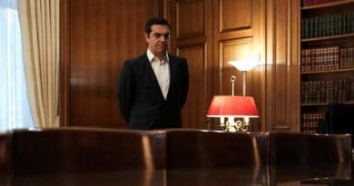 PM Tsipras Urgently Convenes Greece's Highest Body on Defense