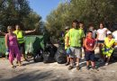 Great clean up of rubbish in Dilinata today and enhancing children's environmental awareness