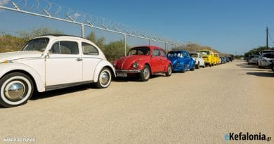Thanks for the 5th Ionian Classic Volkswagen Kefalonia Festival