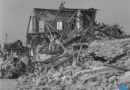 Argostoli Shortly After the 1953 Earthquake (video)