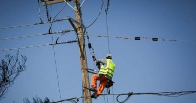 Power Outages 18 October 2019