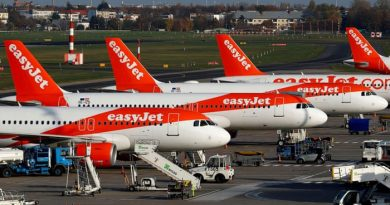 EasyJet grounds entire fleet of planes because of coronavirus crisis