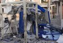 Two ATMs were blown up! in Tsilivi (Zakynthos) overnight