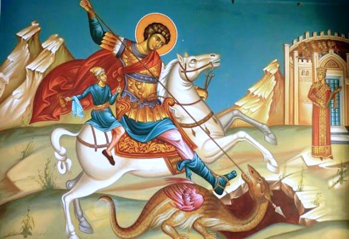 Happy Name Day & St George's! Here are a Few Things You May Not Know about your Name - The Kefalonia Pulse