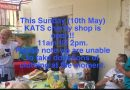 (19/07/20) – KATs charity shop in Svoronata open 11:00 – 14:00