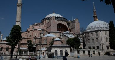Hagia Sophia: Istanbul monument to become a mosque again as Turkish Islamic conservatives triumph