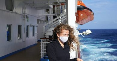 We Remain Safe – Mandatory use of a mask on ships and boats of all types