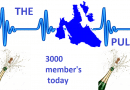 Celebrating 3000 members in our facebook group today