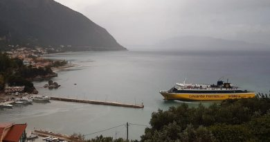 Levante Ferries add third ship for the October itineraries and change of times