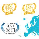 Kefalonia a nominee for best european destination 2021 – Get your votes in to attract more tourism