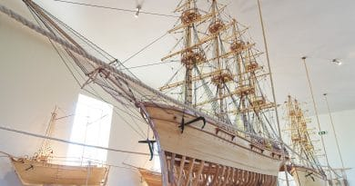 Maritime Museum in Sami Opens Tuesday 1st June