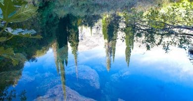 """The geological """"mysteries"""" of Kefalonia: Groundwater, caves and Lake Melissani"""